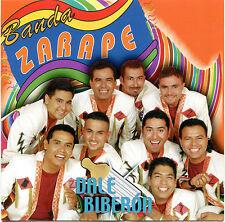 CD- Banda Zarape- Dale Biberon- 2000 EMI H2 724352979127- Regional Mexican