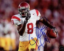 Dwayne Jarrett USC Trojans Football SIGNED 8x10 Photo COA!