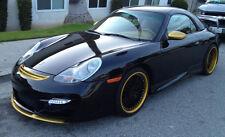 Porsche TA style Aggressive Front Bumper Upgrade for 996 Carrera & Boxster 99-01