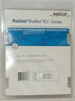 NEW Magellan MapSend BlueNav Europe Maps XL3 Norway NORTH-WEST SD Card Meridian