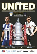 2015/16 - COLCHESTER UNITED v TOTTENHAM HOTSPUR (FA CUP - 30th January 2016)