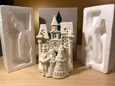 Partylite Village Carolers Tealight Candle Holder Po204 Christmas Decoration Nib