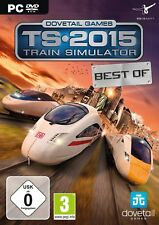 Best of Trainsimulator 2015 Railworks 6 PC New+Boxed