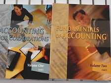ACCOUNTING FOR CORPORATIONS BY THERESE TRAINOR 2 VOLUME SET 2004