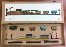 Paya 874 Passenger Railway wind up Train set
