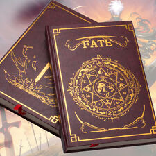 Fate/stay night Saber Diary Book Notebook New
