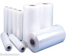 1 Roll Pallet Wrap Stretch Film Shrink Clear 23um 25um Carton Packaging Heavy 27