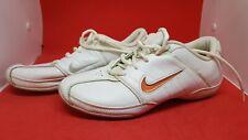Nike Cheerleading Shoes 318674-111 Women's Size 6 White