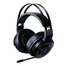 Razer Thresher 7.1 Black Over the Ear Gaming Headsets for PlayStation 4