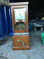 More details for national time recorder co ltd clocking in clock
