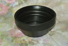 Mamiya 645/ 80-110mm / 58mm Rubber Lens Hood Shade For M645  Original Japan