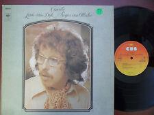 LOUIS VAN DYK ROGIER OTTERLOO Jazz LP:Concerto,Holland,1977