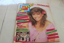 HITKRANT # 40 1982 VICTORIA PRINCIPAL DALLAS FRIDA ABBA GOLDEN EARRING ABC