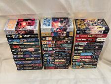 Star Wars Paperback Books: Choose Titles - Build a Lot
