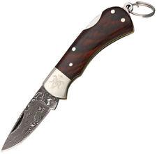 New Kanetsune Folding Pocket Knife Koiki Folder Damascus KB505
