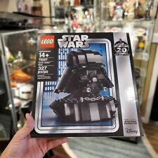 LEGO Exclusive DARTH VADER Bust (Star Wars Celebration 2019) 75227 Sealed