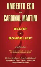 Belief or Nonbelief? : A Confrontation by Cardinal Martini, Carlo Maria Martini…
