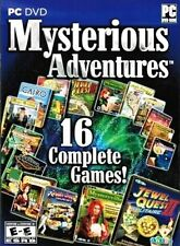 16 NEW Games Virtual Villagers Mysteryville Pirateville Mysterious City &12 More