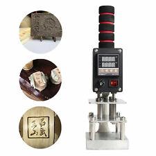 Embossing Tool Stamper Plastic Pressing Handheld Hot Foil Stamping Machine