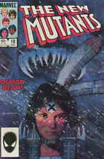 New Mutants, The #18 VF/NM; Marvel | save on shipping - details inside