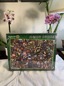 Horror Movie Jigsaw Puzzle 1000 pcs Brand NEW Factory Sealed RARE
