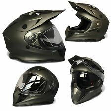 PROGRIP HELMET EMOTION ADVENTURE DUAL SPORT MX OFF & ON ROAD HELMET ACU LEGAL M