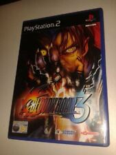 * Sony Playstation 2 Game * BLOODY ROAR 3 * PS2