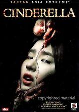 Cinderella (DVD, 2007) Korean with English Subtitles, Shin Se-Kyung