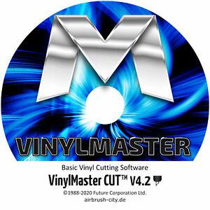 Vinylmaster Windows Plotter Software für viele Schneideplotter