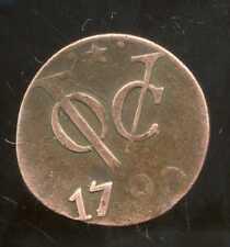 PAYS BAS  NETHERLAND   INDE  1 duit  1790