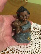 "New listing All Gods Children Martha Holcomb 1986 Prissy #32 (Bear) 4 3/4"" 1348 Rare"
