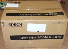 NEW Epson Stylus Photo R3000 Wireless Wide-Format Inkjet Printer C11CA86201
