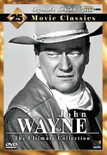 John Wayne: The Ultimate Collection: 25 Movie Classics (Legends Series) (D114)