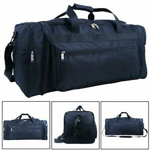 Mens Extra Large Travel Holdall Bag Sports Leisure Casual Gym Work Travel Big