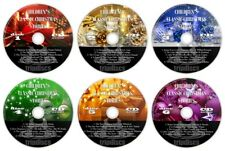 Children's Classic Christmas Stories, Kids Fairytale Audiobooks (6 x Audio CD's)