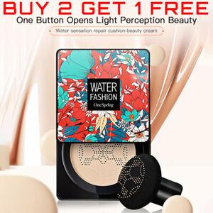 Air Cushion Mushroom Head CC/BB Cream Concealer Moisturizing Makeup Foundation