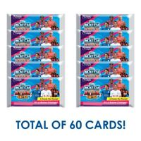 2017-18 TOPPS MATCH ATTAX EXTRA PREMIER LEAGUE 10 PACKS (60 CARDS)