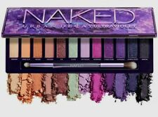 AUTHENTIC Urban Decay Naked Ultraviolet Eyeshadow Palette 2020 Violets & Nudes