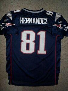 New England Patriots AARON HERNANDEZ nfl Jersey YOUTH KIDS BOYS CHILDRENS (xl)