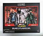 """Marvel Legends SKURGE & HELA 6"""" 15cm AF 2-Pack Thor Ragnarok Hasbro 2 Versions"""