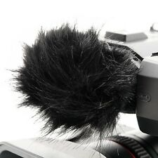 New PM18 Microphone Windscreen designed for Panasonic AG-AC8.