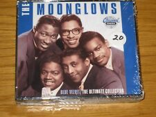 Blue Velvet:The Ultimate Collection by The Moonglows (CD, Dec-1993, 2 Discs)