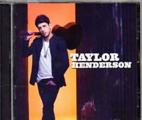 Taylor Henderson-Self Titled- CD -Brand New