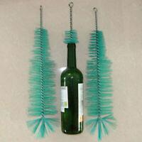 Brosse à Bouteille De Vin Bière Nettoyage Lavage Biberon Goupillon Bottle Brush