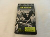 Swordfish (VHS, 2001, Bonus footage version) John Travolta, Hugh Jackman