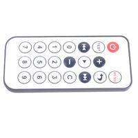 38K 20 Keys IR Infrared Remote Control NEC UPD6122 Chip Encode