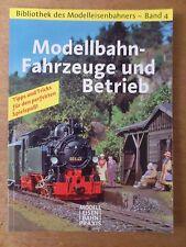 Bibliothek des modellini ferroviari Volume 4. modellbahn-fahrzeuge E UTILIZZO