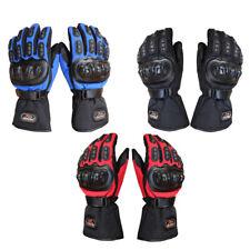 Universal Motorcycle Gloves Retro Racing Motocross Full Finger for Street Riding