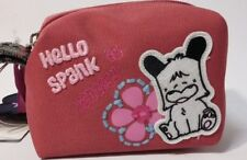 HELLO SPANK MINI TROUSSE MOD BRITTISH ROSA CON PENDAGLIO