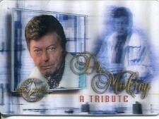Star Trek Cinema 2000 Dr. McCoy:A Tribute Chase Card M7